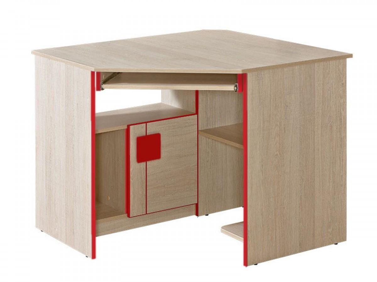 computertisch rot bestseller shop f r m bel und einrichtungen. Black Bedroom Furniture Sets. Home Design Ideas