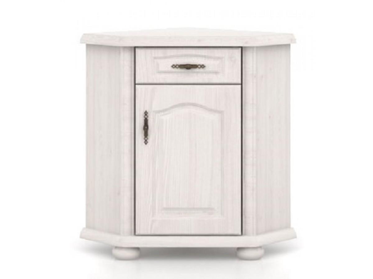 eckkommode natali mit 1 t r und 1 schublade 216 95. Black Bedroom Furniture Sets. Home Design Ideas
