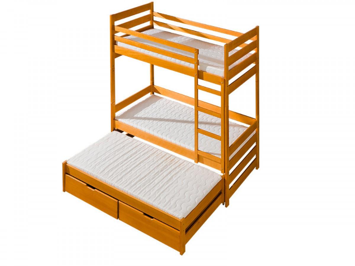etagenbett fuer kinder im hochbetten mit rutsche f r. Black Bedroom Furniture Sets. Home Design Ideas
