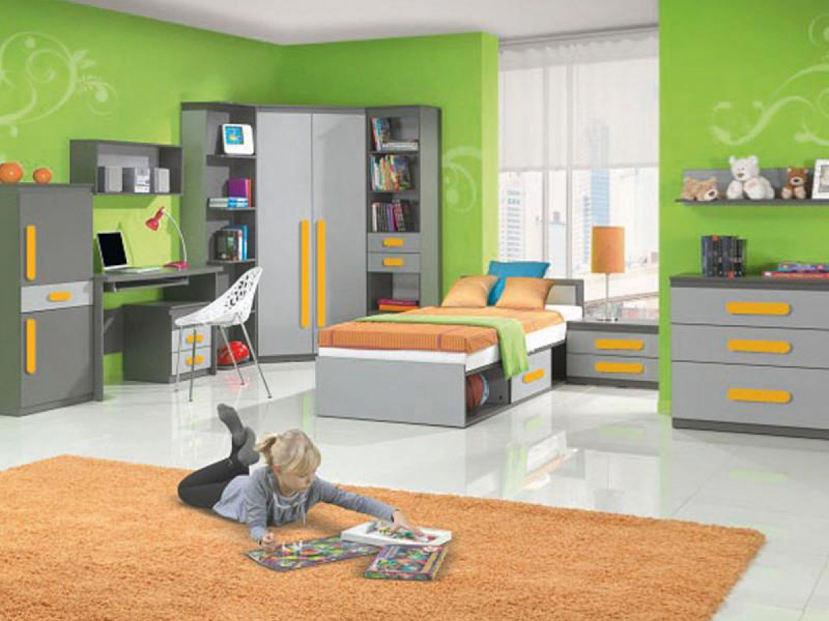 jugendzimmer komplett set play 01 10 tlg anthrazit grau. Black Bedroom Furniture Sets. Home Design Ideas