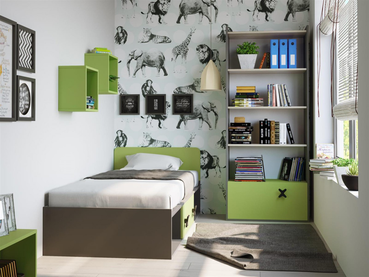kinderbett mit regal affordable affordable bett paidi wohnkultur paidi kinderbett fiona with. Black Bedroom Furniture Sets. Home Design Ideas