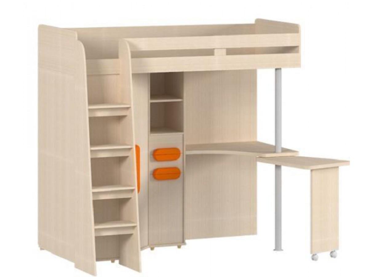 kinderzimmer hochbett l 85 550 95. Black Bedroom Furniture Sets. Home Design Ideas