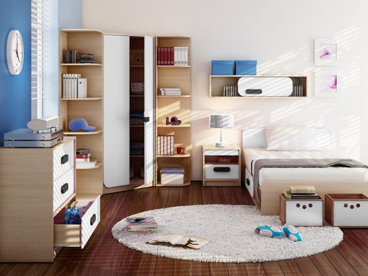 schreibtisch optimal einrichten kinderzimmer. Black Bedroom Furniture Sets. Home Design Ideas