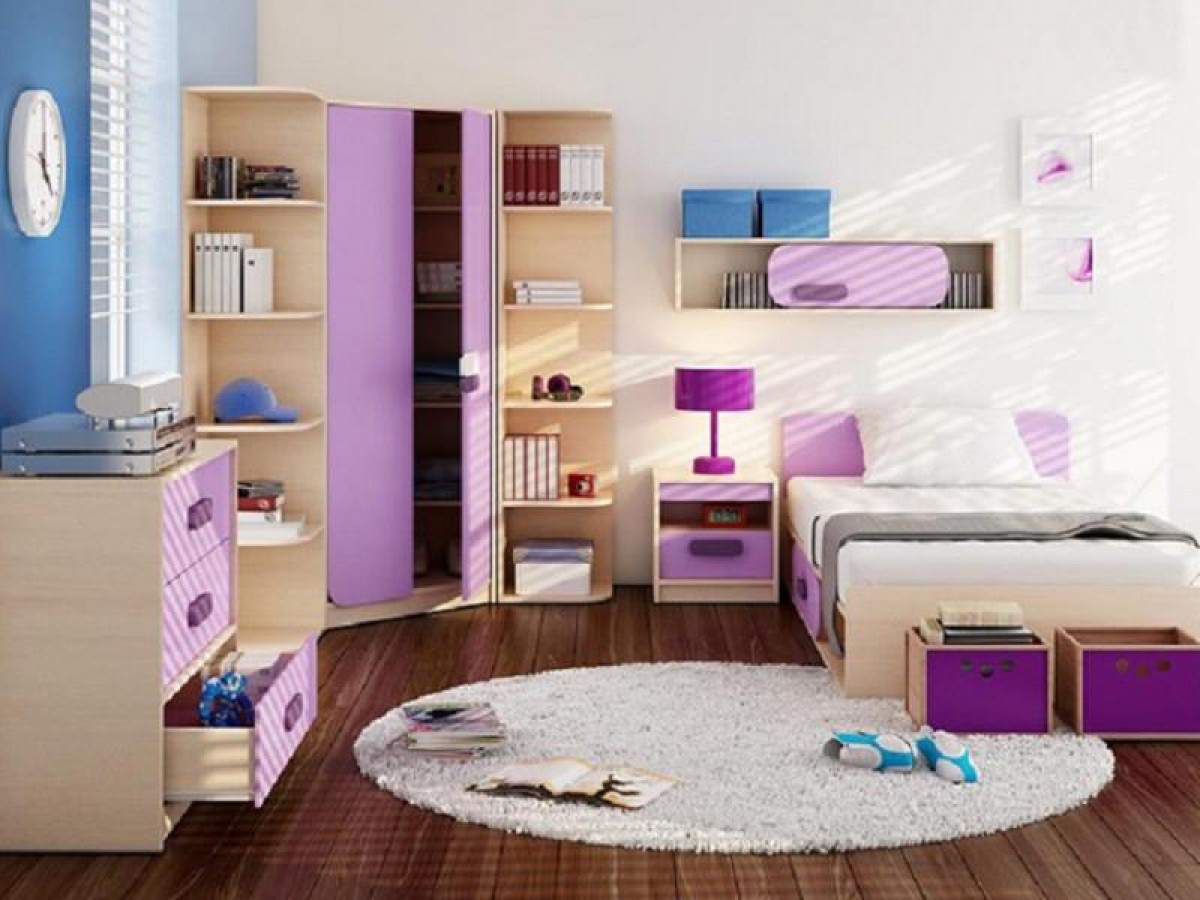 kinderzimmer m dchen komplett set bibkunstschuur. Black Bedroom Furniture Sets. Home Design Ideas