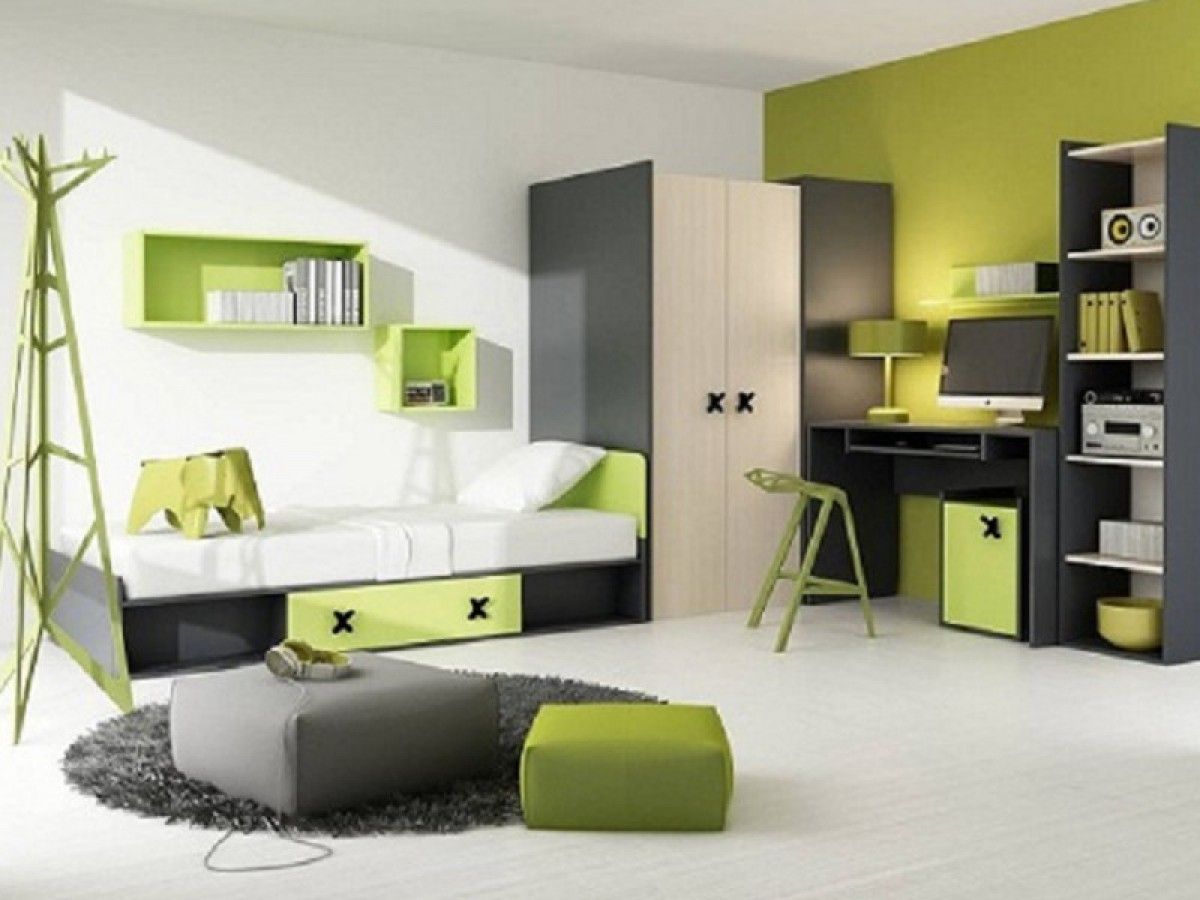 jugendzimmer set junge inspiration f r. Black Bedroom Furniture Sets. Home Design Ideas