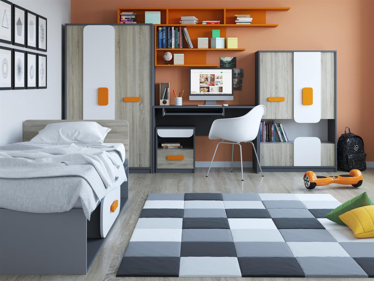 bett zum ausziehen bauen anleitung. Black Bedroom Furniture Sets. Home Design Ideas