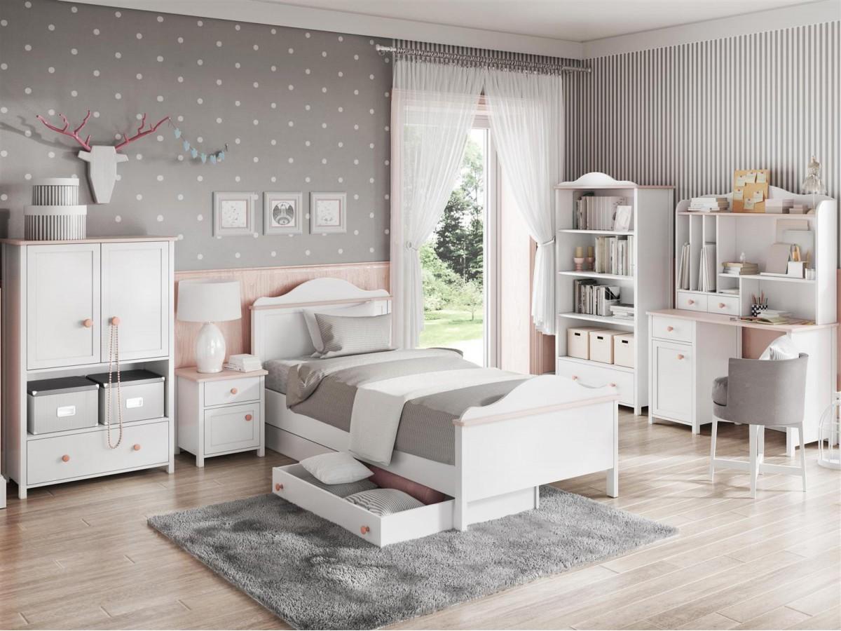 kinderzimmer wei. Black Bedroom Furniture Sets. Home Design Ideas