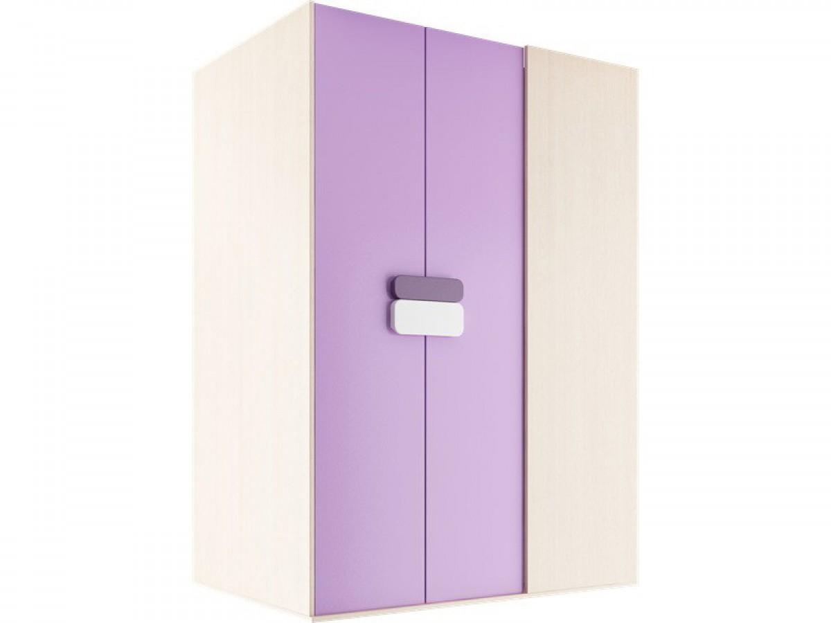 walk in closet left oak creme lavender 389 50. Black Bedroom Furniture Sets. Home Design Ideas