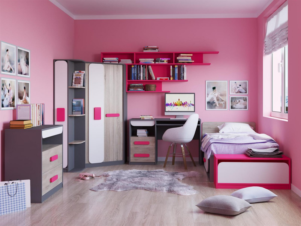 100 wandfarben ideen jugendzimmer jungen villa. Black Bedroom Furniture Sets. Home Design Ideas