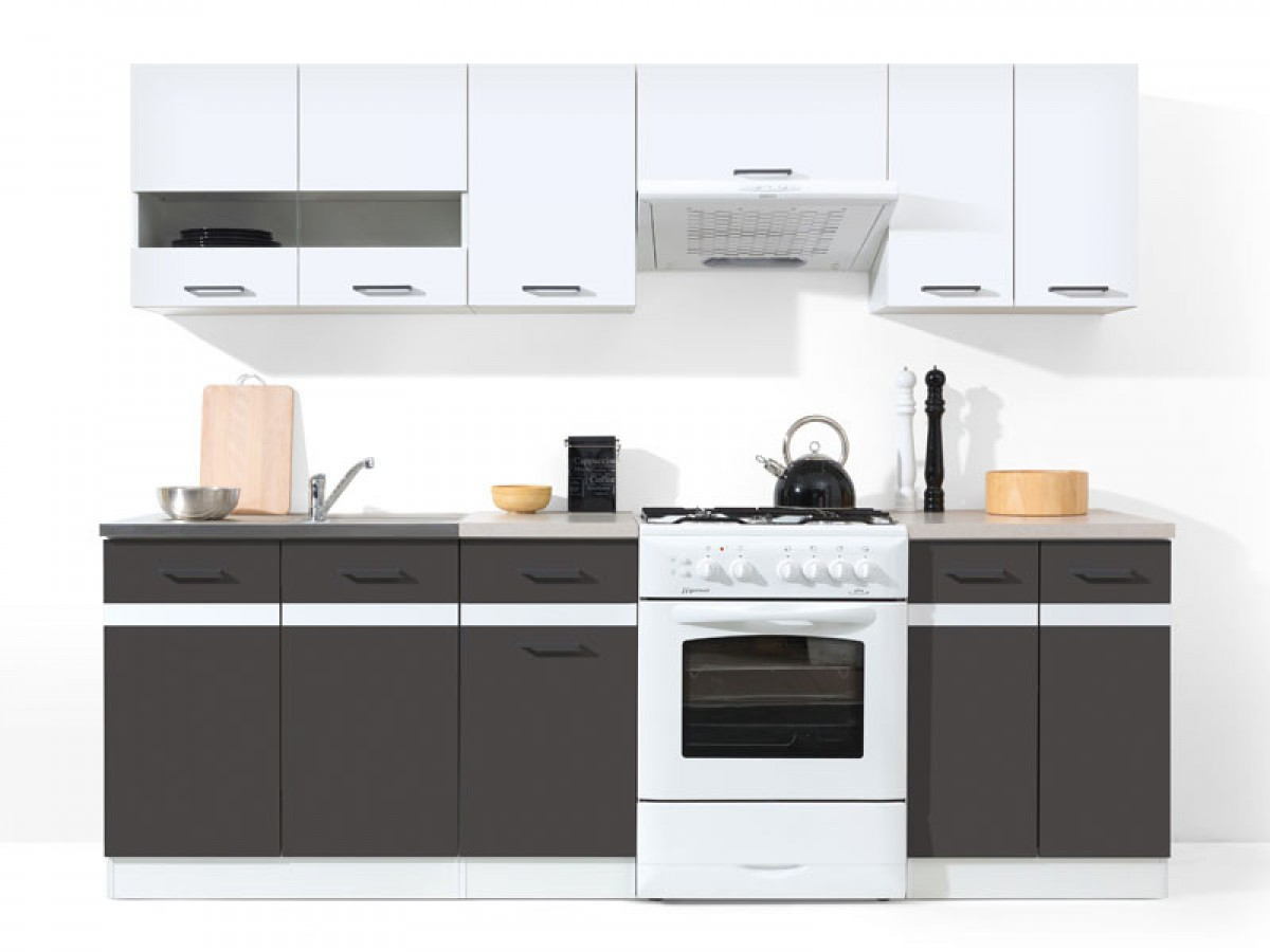 einbauk che billig. Black Bedroom Furniture Sets. Home Design Ideas