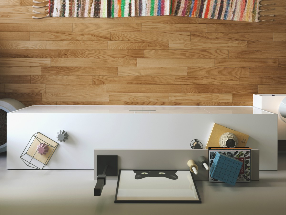 smartbett schrankbett basic 90x200 horizontal weiss wei hochg. Black Bedroom Furniture Sets. Home Design Ideas