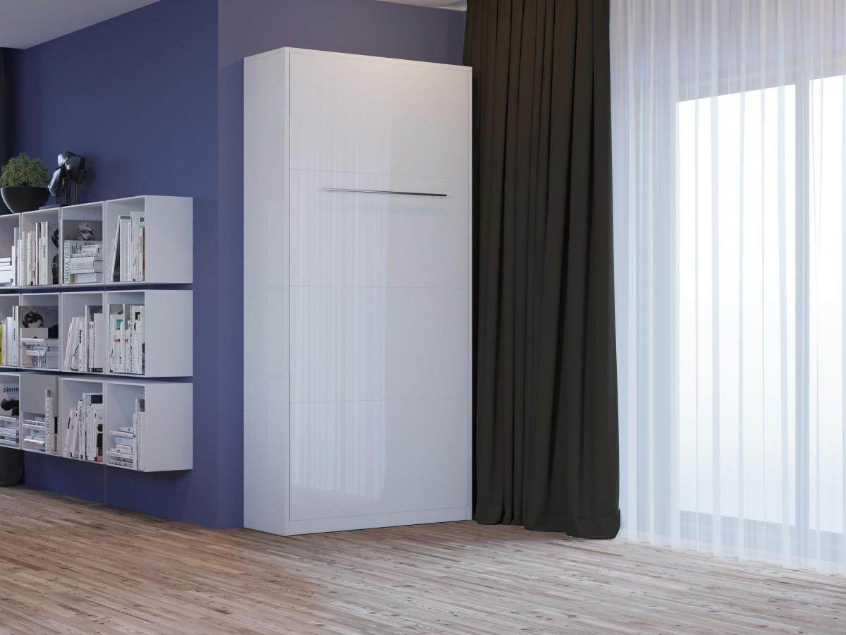 Schrankbett 140x200. Smartbett Schrankbett Foldaway Bed X ...