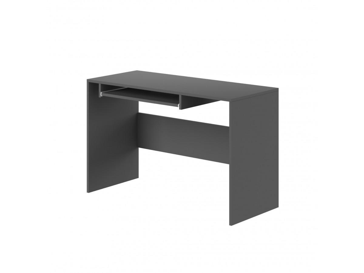 schreibtisch play anthrazit grau 116 95. Black Bedroom Furniture Sets. Home Design Ideas
