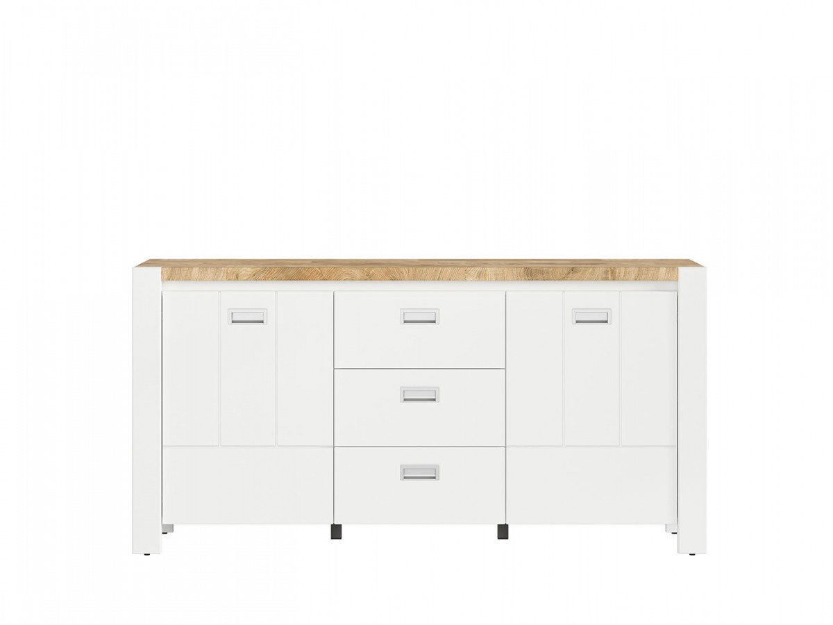 160 breit affordable sideboard breit kommode cm haus mobel romina weiss matt schnelle lieferung. Black Bedroom Furniture Sets. Home Design Ideas