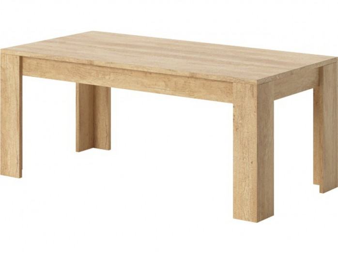 Coffee table Nebraska Natural Oak
