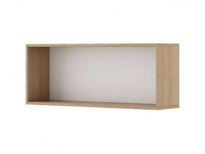 Wall shelf Gusto 90 cm Natur Oak