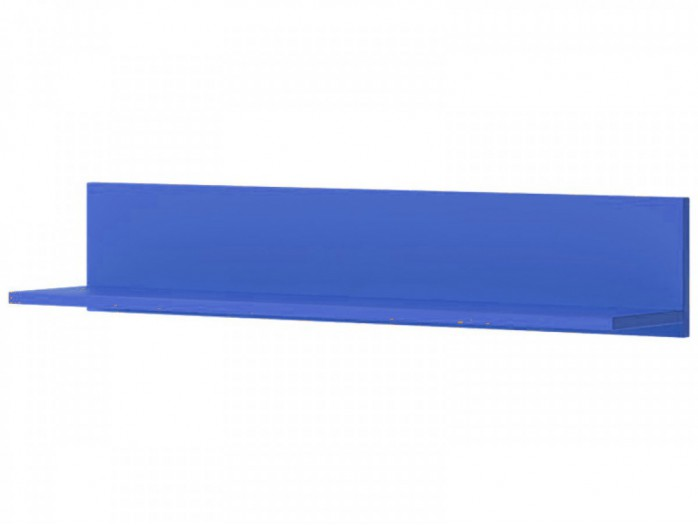 Hanging shelf  IKS Royal Blue