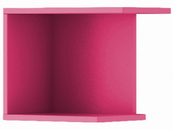 Hanging Shelf Jogo Pink right