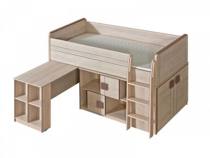 hochbett kinderhochbett etagenbett bei bs moebel. Black Bedroom Furniture Sets. Home Design Ideas