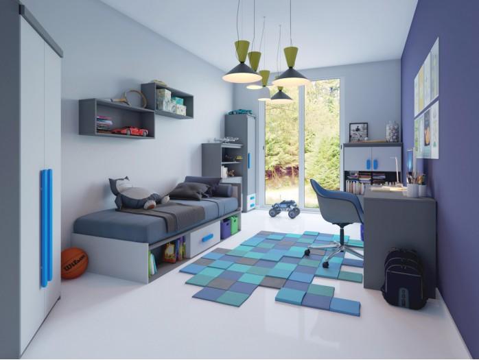 jugendzimmer f r m dchen jungen play 10 10 tlg ant. Black Bedroom Furniture Sets. Home Design Ideas
