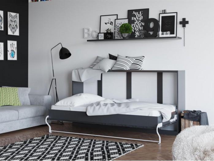 Schrankbett Mit Sofa schrankbett mit integriertem sofa ladenstein klappbett mit sofa