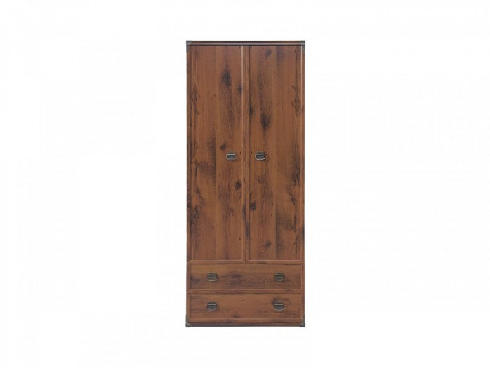 Wardrobe Indiana Oak