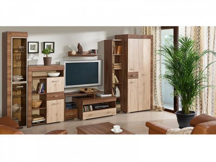 wohnzimmerschränke & wohnwände günstig   bs-moebel, Wohnzimmer