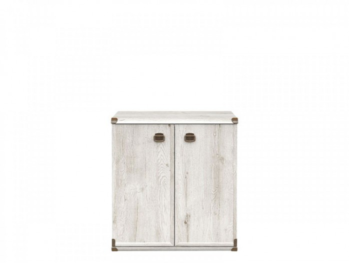 Chest Indiana with 2 doors Pine Canyon