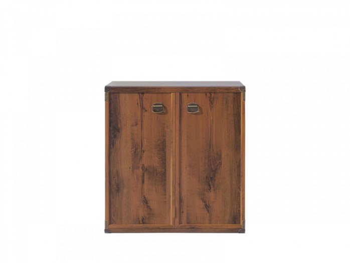 Chest Indiana with 2 doors Oak