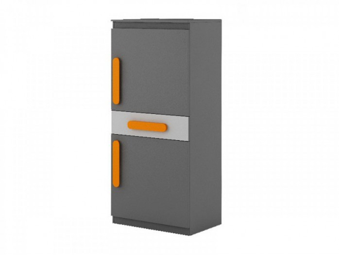 Regal 60 cm Play Anthracite / Grey /  Orange