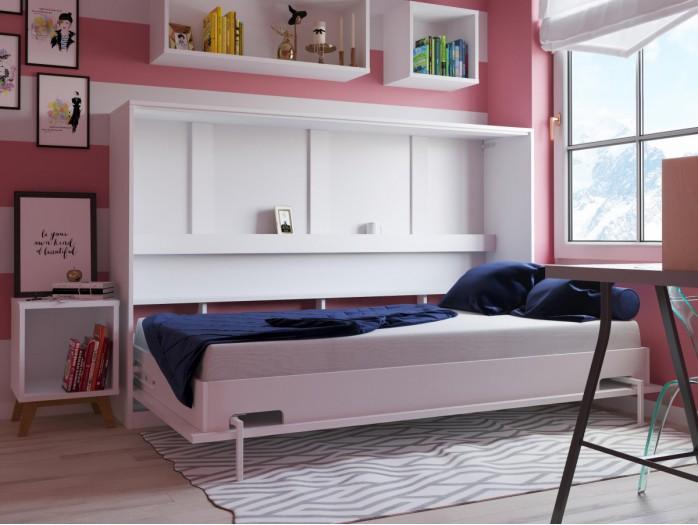 schrankbett 120 x 200 cm g nstig kaufen bs moebel. Black Bedroom Furniture Sets. Home Design Ideas