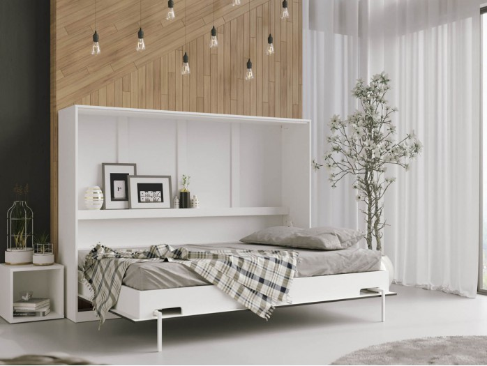 schrankbett 140 x 200 cm >> günstig kaufen | bs-moebel, Hause deko