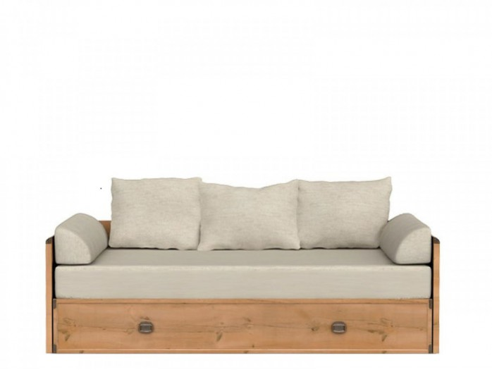Sofa Indiana antique pine