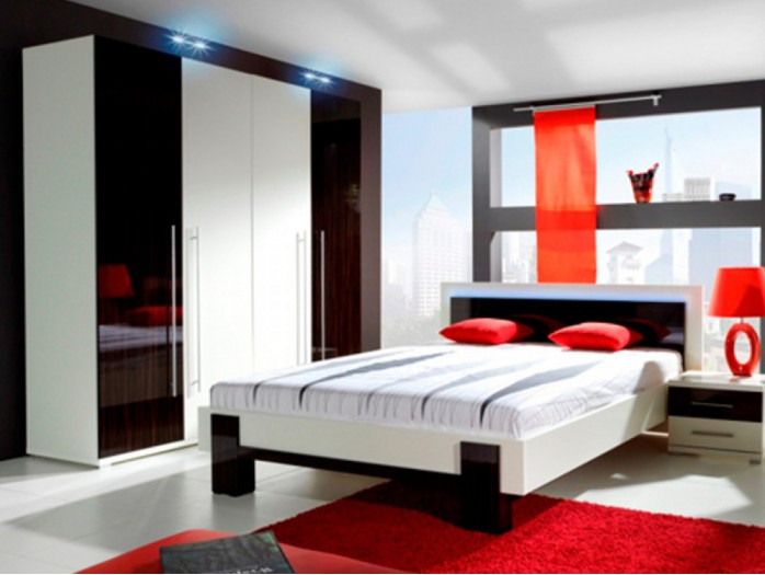 wandfarbe im schlafzimmer nach feng shui. Black Bedroom Furniture Sets. Home Design Ideas