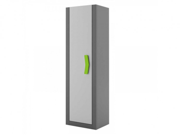 Cabinet Boomerang  Anthracite / Grey / Green