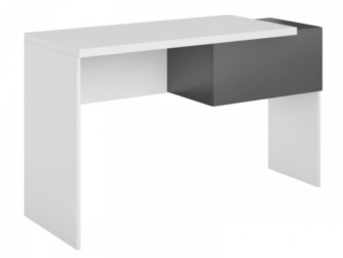 Desk Y-08Right White / Grey