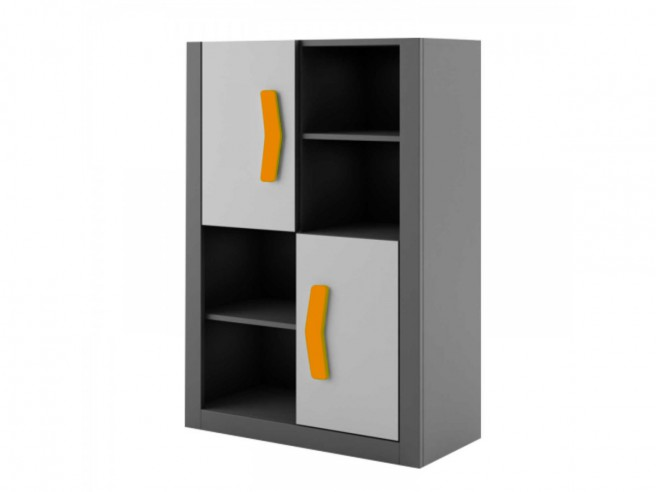jugendzimmer orange grau die neuesten innenarchitekturideen. Black Bedroom Furniture Sets. Home Design Ideas