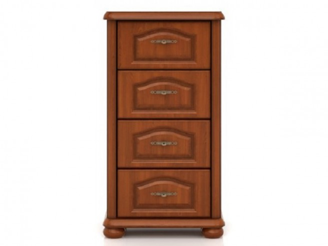 Dresser Natali with 4 drawers