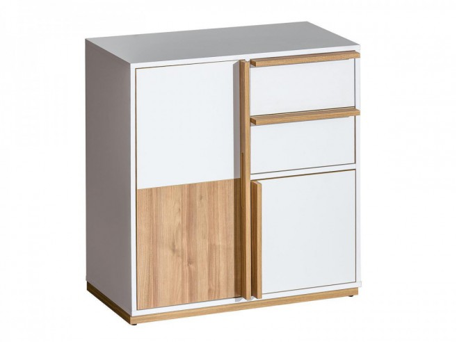 sideboard e7 evado wei nussbaum 163 95. Black Bedroom Furniture Sets. Home Design Ideas