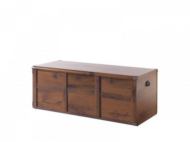 Coffer Indiana Oak