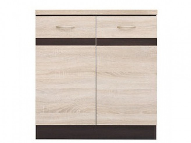 unterschrank 80 cm f r eine sp le junona line 88 95. Black Bedroom Furniture Sets. Home Design Ideas