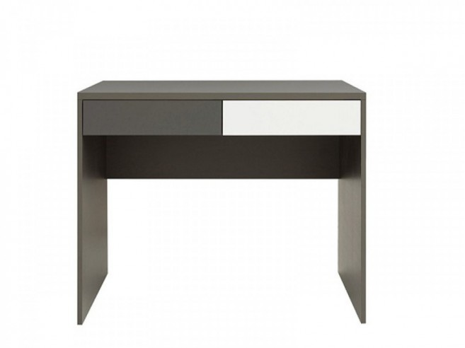 Desk Graphic BIU2  Grey / White