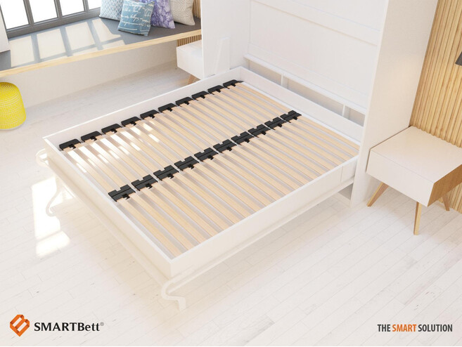 High Gloss Front Incl Comfort, Why Do Bed Frames Have Slats