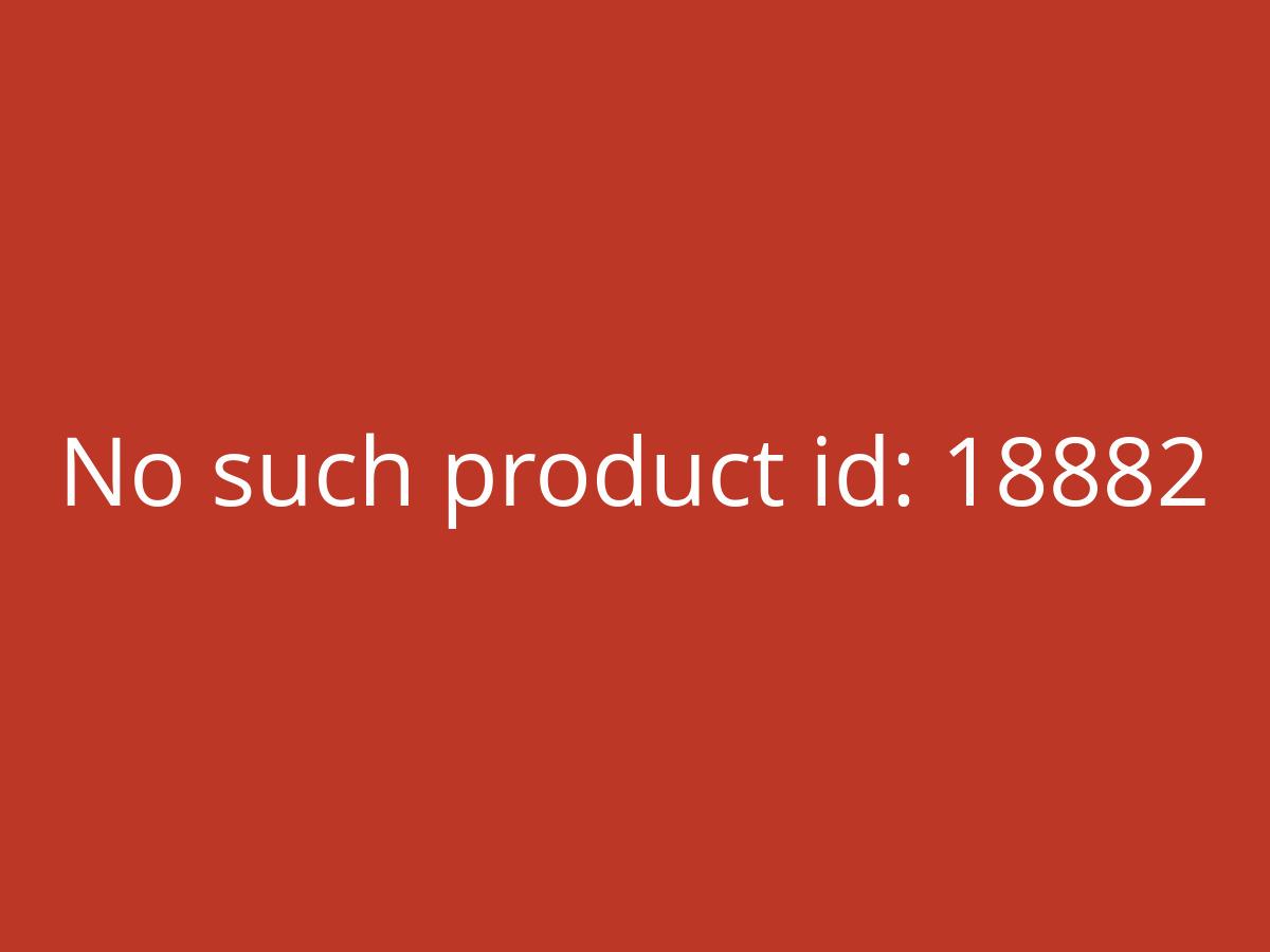 SMARTBett Folding Wall Bed Basic 140x200 Horizontal White