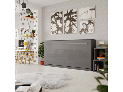 Folding wall bed Standard 90x200 Horizontal...