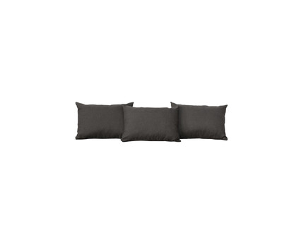 Malkolm cushion sofa cushions 3-set brown