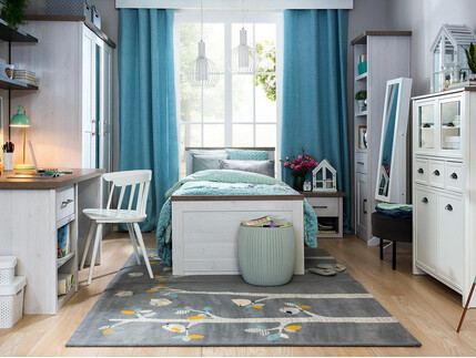 LUKKA 03 youth room / children's room 3 pcs. in larch...