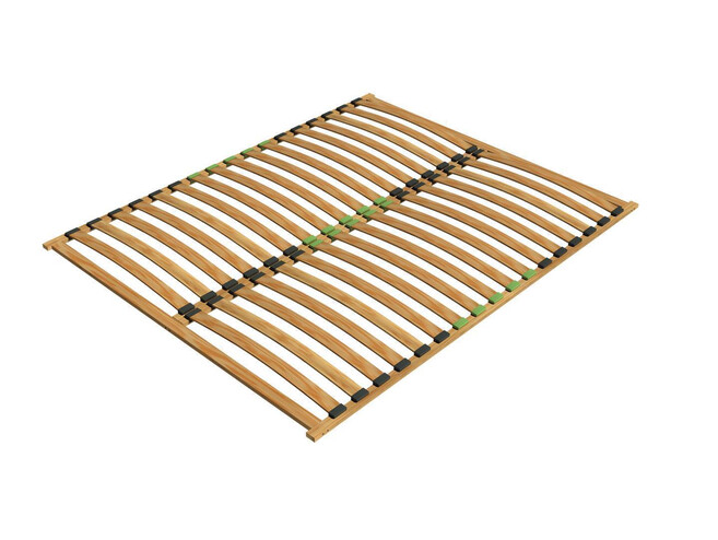 orthopedic slatted frame Ergo Basic 140x200cm from birch