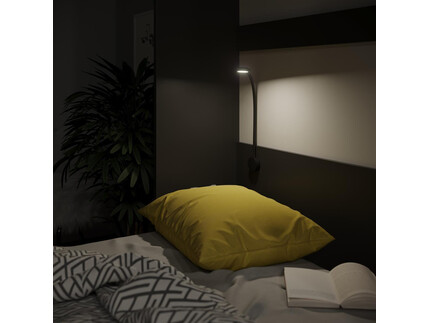 Lighting SMARTBett Murphy Bed Soft Touch Dimmer in Black