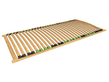 orthopedic slatted frame Ergo Plus 90x200cm from birch